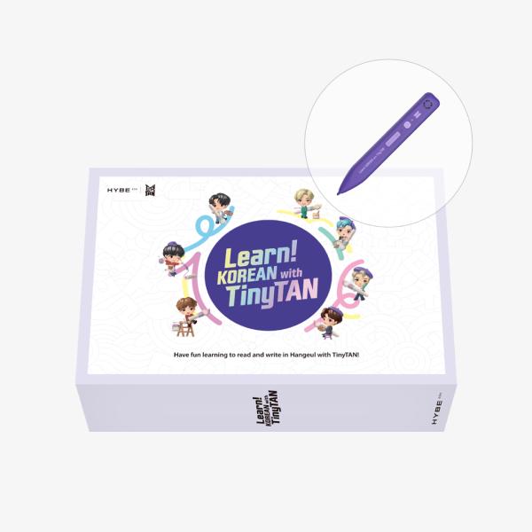 Learn! KOREAN With TinyTAN