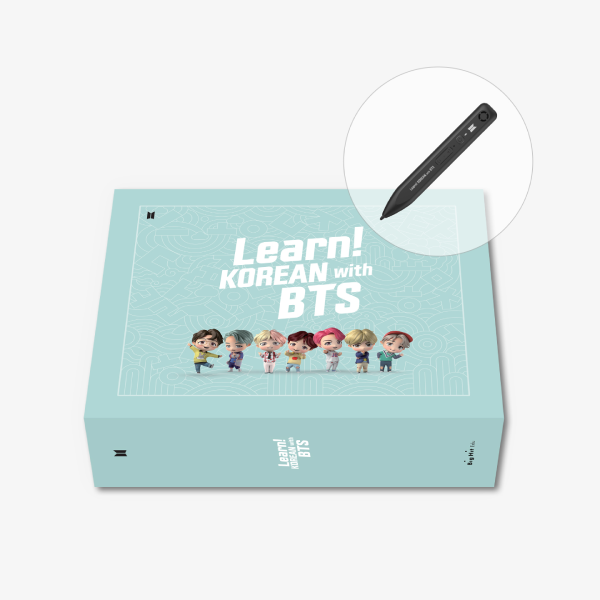 Learn! KOREAN with BTS