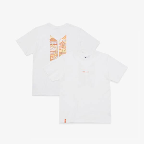 Seoul S/S T-Shirt (white)